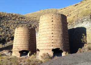 ARROYO VERDELECHO, OLD IRON SMELTERS