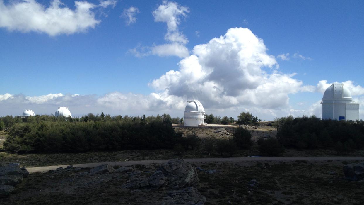 CALAR ALTO ASTRONOMICAL OBSERVATORY
