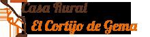El Cortijo de Gema. Turismo Activo Logo